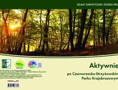 Aktywnie po Czarnorzecko‐Strzyżowskim Parku Krajobrazowym